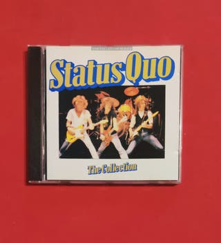 CD STATUS QUO the collection