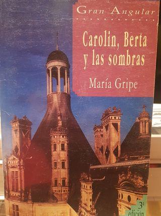 Carolin Berta y las sombras