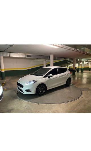"KM0"" Ford Fiesta st-line 125CV híbrido 02/21 #LMM"