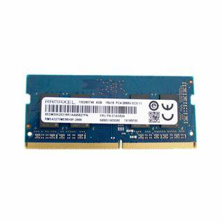 Memoria RAM SODIMM 4GB DDR4-2133 Ramaxel de Lenovo