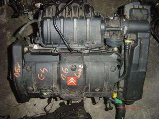 XVCRV6712 Motor Citroen C4 1.6 16v 2006