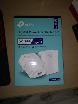 Plc Av1000 1 gigabit ethernet