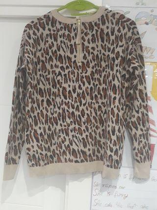 jersey de punto jacquard H&M