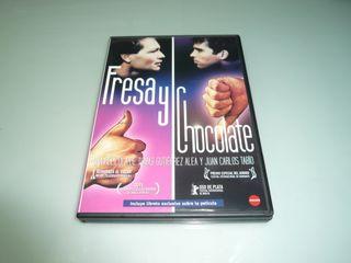 Fresa y chocolate.DVD(Ref.3)