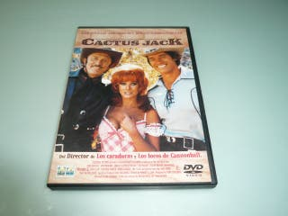 Cactus Jack.DVD(Ref.3)