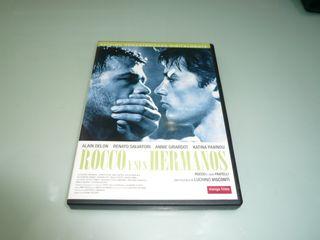 Rocco y sus hermanos.DVD(Ref.3)
