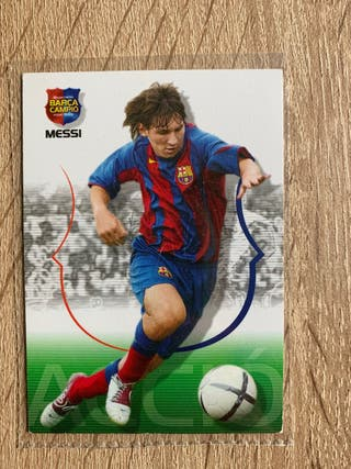 Messi ROOKIE 2004* Novato (original)!