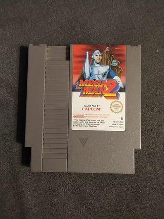 Juego Nintendo NES Mega Man 2 (PAL)