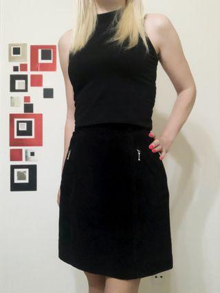 Falda de ante Nueva