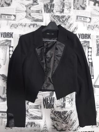 chaqueta de vestir mujer talla 36