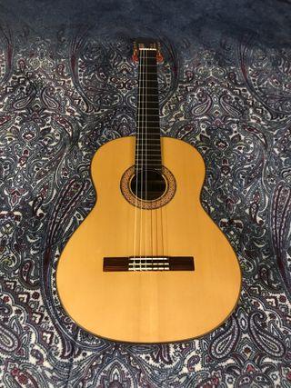 Guitarra flamenca Hermanos Sanchis 2F Palosanto