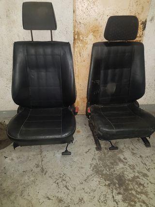 asientos delanteros bmw e30