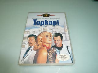 Topkapi. DVD(Ref.3)