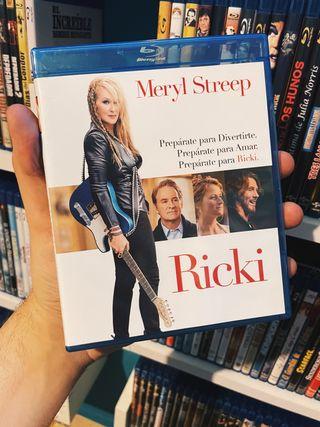 Ricki Bluray