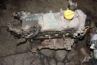 XVCRV6244 Motor K7m A812 Renault Dacia 1.6 Gasolin