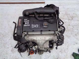 XVCRV6581 Motor Bkd Audi 2.0 Tdi Garantia