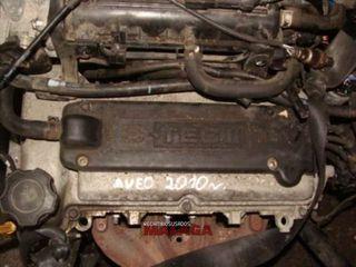 XREUMA1588 Motor Chevrolet Aveo 1.2 2010
