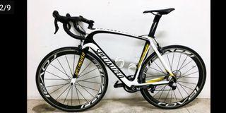 bicicleta aero