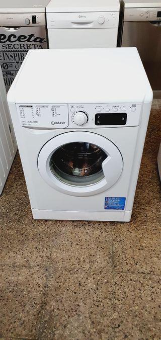 lavadora marca Indesit de 8 kg 1200 revelosones
