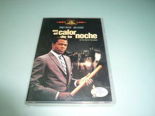 El calor de la noche.DVD(Ref.3)