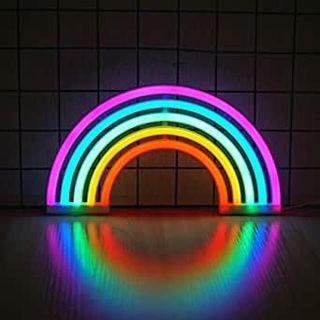 lampara neon