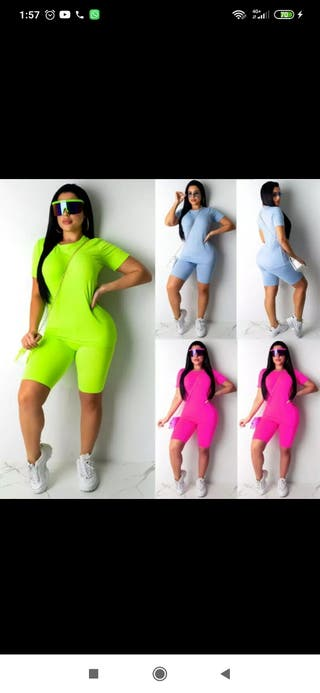trajes de mujer