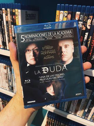 La Duda Bluray