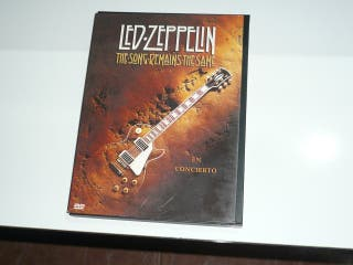 LED ZEPPELIN.THE SONG REMAINS THE SAME.DVD(Ref.3)