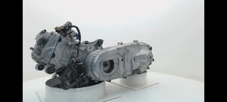 motor, colectores e inyectores silverwing 600