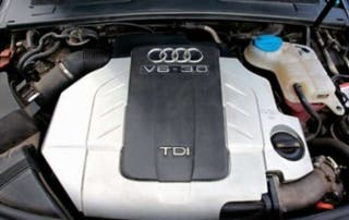 XVCRV6632 Motor Cdy Cdya Audi A6 3.0 Tdi