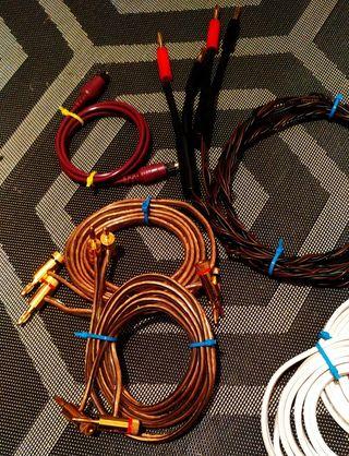 Cables de altavoces