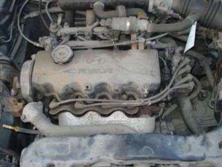 XVCRV3609 Motor Hyundai Accent 97 1.3 12v