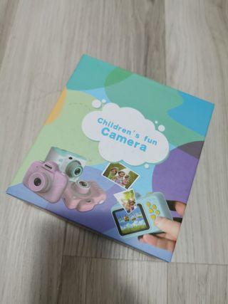 Camara de fotos para niños