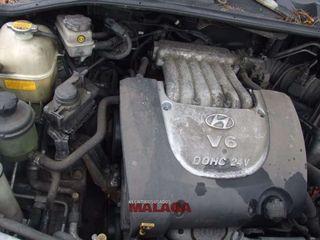 XREUMA3624 Motor Hyundai Trajet 2.7 B 2003