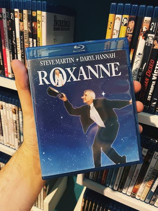 Roxanne Bluray