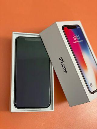 iphone X, sin uso