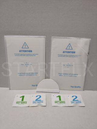 Kit Protector Pantalla Hidrogel (ANTI BLUE RAY)