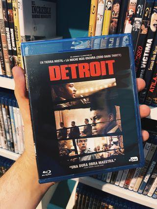 Detroit Bluray