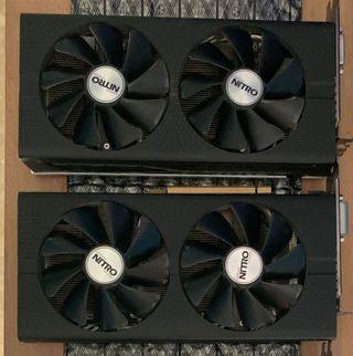 2 Shappyre Radeon RX 480 8GB
