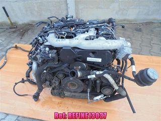REFINE13037 Motor Cap Audi A4 B8 3.0 Tdi