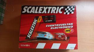 cuentavueltas Scalextric