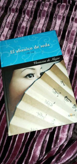 Libro El abanico de seda