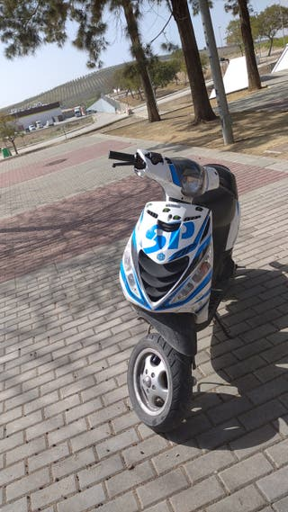 Zip Sp 2t agua 49cc
