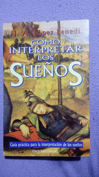 Libro Como interpretar los sueños, edición 1996