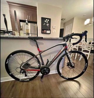 Bicicleta Giant Anyroad CoMax 2016