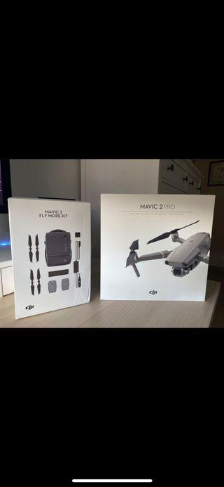 Mavic Pro 2 Pack Fly More