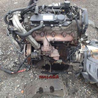 XREUMA3496 Motor F1ae0481d Fiat Ducato Boxer Jumpe