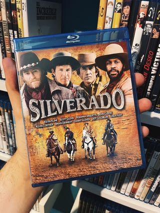 Silverado Bluray