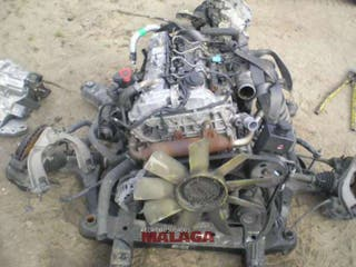 XREUMA3351 Motor Xdi Ssangyong Rodius Rexton 2.7
