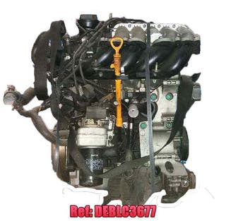 DEBLC3677 Motor APG Audi A3 (8l) 1.8 Ambiente (125